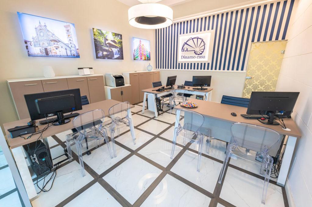 Uffici Dinamo Casa - Sede di Via Roma - Prato