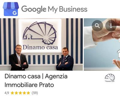 Dinamo Casa su Google My Business
